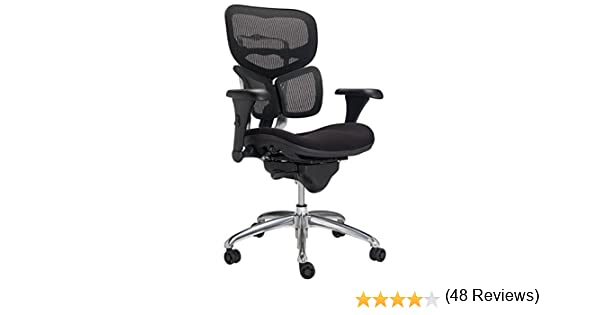 Amazon Com Workpro Commercial Mesh Back Executive Chair Black