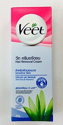 Veet Hair Removal Cream Sensitive Skin in 5