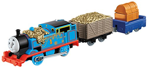 Treasure Masters (Fisher-Price Thomas & Friends TrackMaster Treasure Thomas)