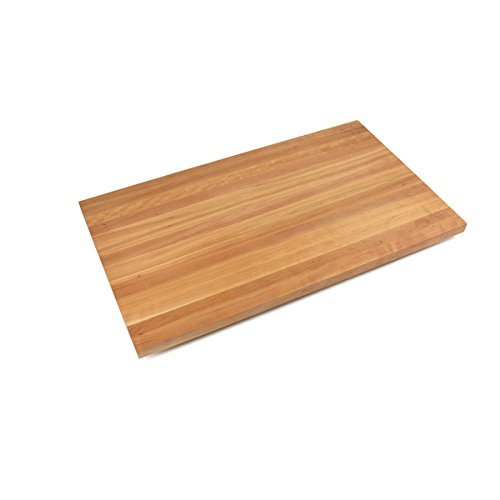 - John Boos CHYKCT3025-O Cherry Kitchen Counter Top with Oil Finish, 1.5