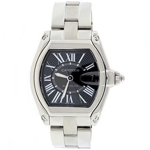 Cartier Roadster automatic-self-wind mens Watch W262041V3 (Certified Pre-owned)