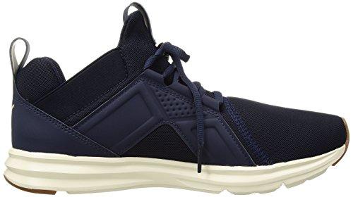 Enzo Peacoat Whisper US Premium 7 Men's White M Mesh Sneaker PUMA TnRUq5Zxx
