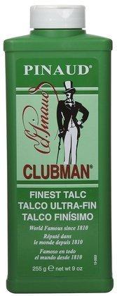 Pinaud Clubman Powder 9 oz (Pack of 2) (Clubman Talc Powder)