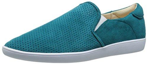West Suede Teal Fashion Nine Sneaker Women's Lildevil F0nHn1Tq
