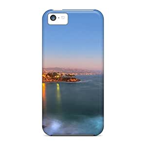 Perfect Fit Heg45358ZuJS Glorious Coastline Cases For Iphone - 5c