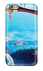 High Impact Dirt/shock Proof Case Cover For Iphone 6 (princess And The Frog 2)