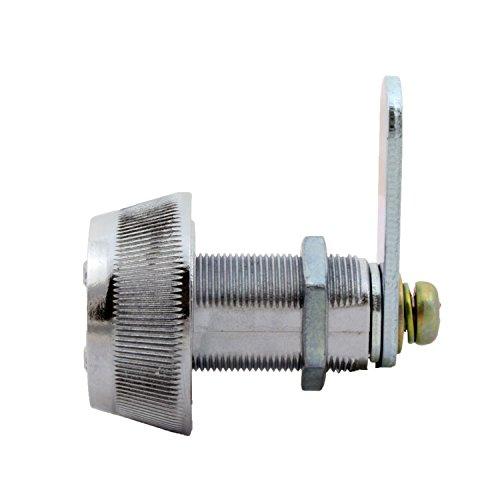 Combi-Cam 7850R-L Combination Cam Lock 1-1//8 Chrome Finish