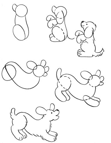How to Draw Pets (Dover How to Draw)