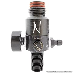 Description NINJA regulators can toggle from STANDARD 800-900 PSI output to a medium 650 PSI or low 450-550 PSI output in a few minutes by removing shims. This eliminates the need to purchase 2 regulators or separate spring kits. Features MAD...