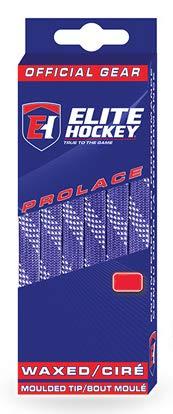 Elite Hockey Prolace Waxed Hockey Skate Laces (Purple, ()