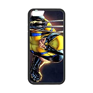 Wolverine iPhone 6 4.7 Inch Cell Phone Case Black