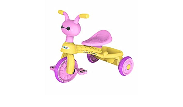 Andador Bebé Musical triciclo bicicleta portador 3 Rueda en ...