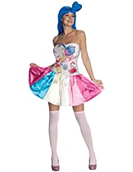 Katy Perry Super bowl costume