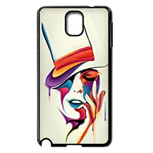 Custom Samsung Galaxy Note 3 N9000 Case, Zyoux DIY New Fashion Samsung Galaxy Note 3 N9000 Cover Case - Art