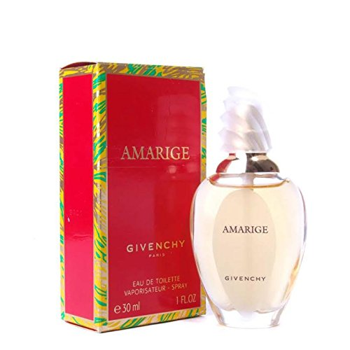 Amarige By Givenchy For Women. Eau De Toilette Spray 1 - Red Givenchy
