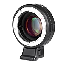 VILTROX NF-E mount Focal Reducer Speed Booster Lens Adapter Nikon F AI to Sony E Mount NEX 7 NEX-6 5R 5 3