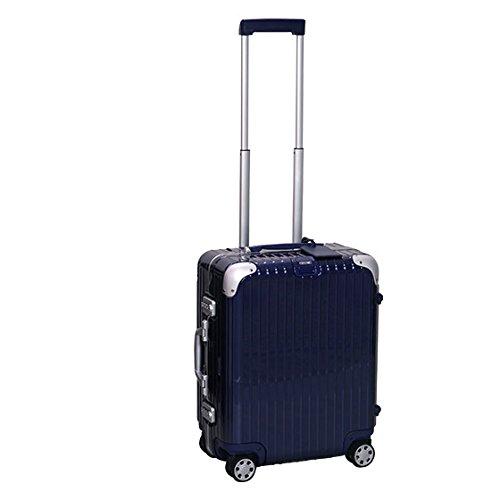 [リモワ] RIMOWA TSAロックモデル 881.56.21.4 リンボ マルチホイール Night Blue [並行輸入品] B075RVH5BX
