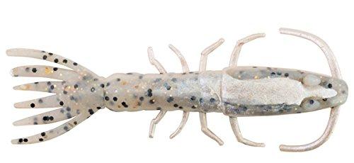 Berkley Gulp Hollow Shrimp Pearl White Fishing Bait, Multi, 3