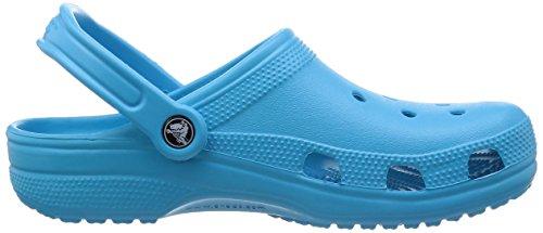 Crocs Classic, Sabots Mixte Adulte, Bleu (Electric Blue), 46-47 EU