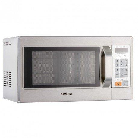 Microondas programable Samsung cm1089 1100 W: Amazon.es: Grandes ...