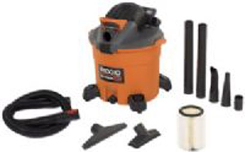 Ridgid WD1670 16 Gallon Wet/Dry Vacuum with Detachable Blower from Ridgid