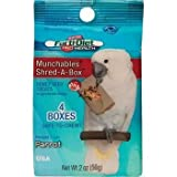 Kaytee Forti-Diet Pro Health Munchables Shred-A-Box Treats for Parrots -- 4 Pack