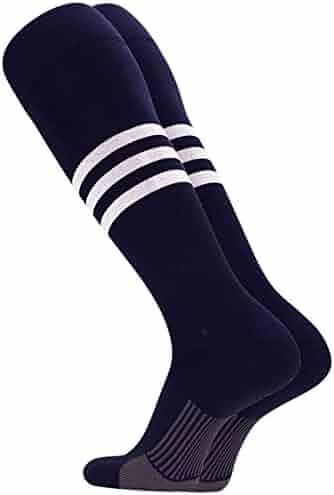 c6aa16b93 TCK Sports Elite Performance Baseball Softball OTC Socks (Multiple Colors)