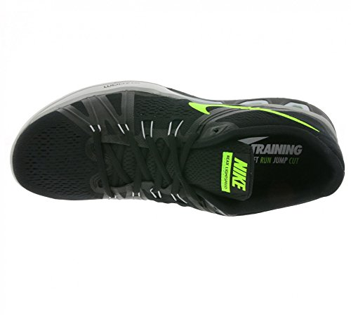 Sneakers Nike Da Uomo Reax Lightspeed, Nero, 41 Eu Nero (nero (nero / Electro-green-grigio Lupo))