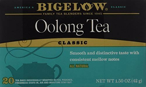 Bigelow Tea Oolong, 20 Bags (3 Pack)