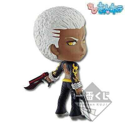 Ichiban Kuji Fate Grand Order Fate Kengou Issen Miyamoto Musashi E Award Archer Emiya Alter Chibi-Kyun-Chara Figure