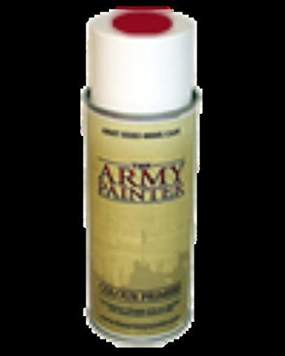 (The Army Painter Colour Primer - Dragon red)