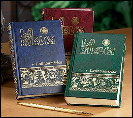 Amazon.com: La Biblia Latinoamerica Pocket: Home & Kitchen