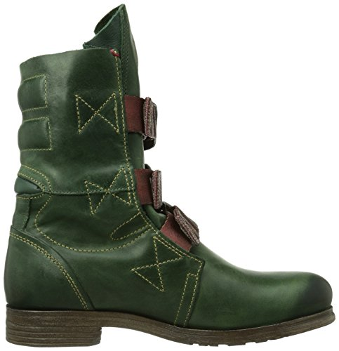 Women's Green Green Stif Fly London Biker Boots 018 a6ZwvHz