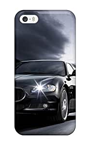 Cute Appearance Cover/tpu JRdqUqL1406EFUGY Maserati Quattroporte 17 Case For Iphone 5/5s