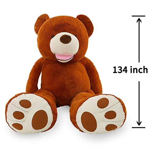123 Grow Bear Brown Tagz 30cm Fashionable And Attractive Packages Plush Baby Toy Activity Toy