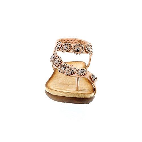 Heavenly Feet Lulu - Rose Gold