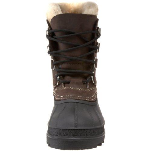 Kamik Kvinna Pearson Shearling Boot Brun