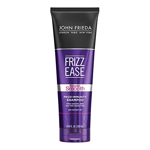 John Frieda Frizz Ease Beyond Smooth Frizz-Immunity Shampoo, 8.45 Ounces (John Frieda Frizz Ease Before And After)
