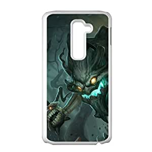 League of Legends(LOL) Maokai LG G2 Cell Phone Case White DIY Gift pxf005-3697513