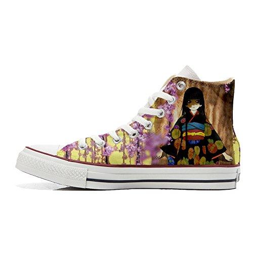 Converse fantasy personalisierte Schuhe Handwerk Produkt All blumen Star Fata wwqCv6P