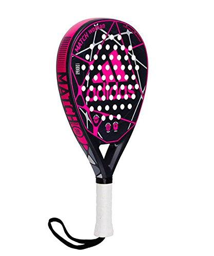 Pala de pádel de mujer Match 1.7 Woman Adidas padel: Amazon.es: Deportes y aire libre