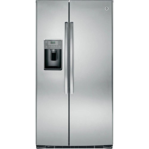 GE GSE25HSHSS Stainless Steel Refrigerator