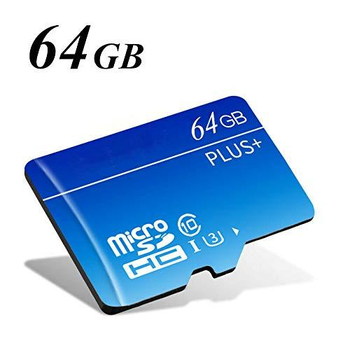 LanLan 32GB 64GB 128GB 256GB Micro SD HC Clase 10 TF Flash ...