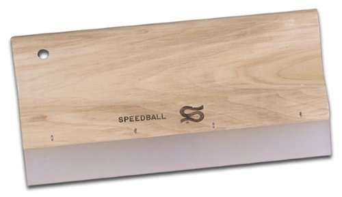 Speedball Graphic Urethane Squeegee 14