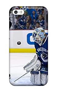 DanRobertse Fashion Protective Vancouver Canucks (44) Case Cover For Iphone 5/5s