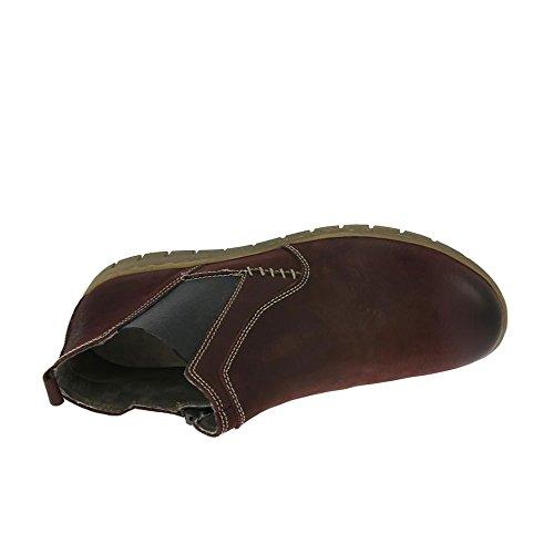 WAXY Seibel Josef Womens BORDO MI869410 Boots 49 Steffi Chelsea 8dStxqSr