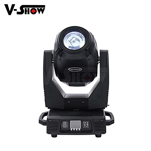 V-Show 1PC 300W led beam&wash&spot 3in1 moving head light with zoom effect