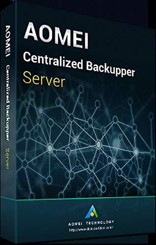 Amazon com: AOMEI Centralized Backupper Server - Authorized