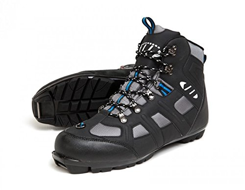 Whitewoods New Adult 302 NNN Nordic Cross Country XC Insulated Ski Boots (48)