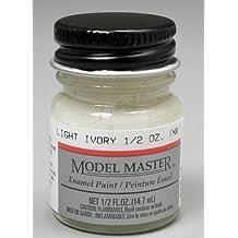 Testors Model Master Automotive Enamel Light Ivory 1:0 Scale by Testor